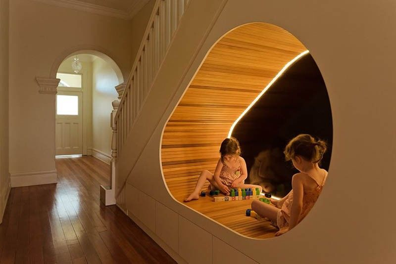 Ingenious Play Areas
