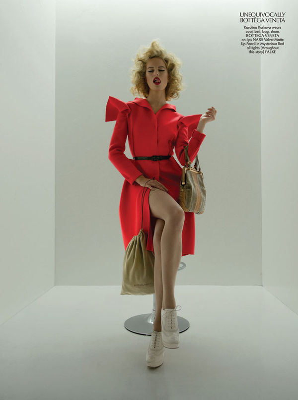 Haute News: Beyonce Covers CR Fashion Book; Kardashian