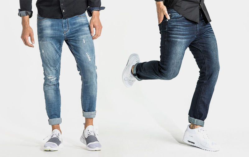 Football Athlete Denim Collections