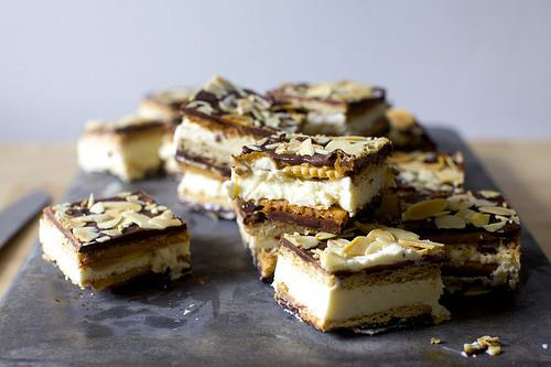 Cracker Ice Cream Sandwiches