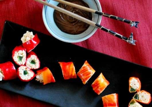 Deceptively Sweet Sushi