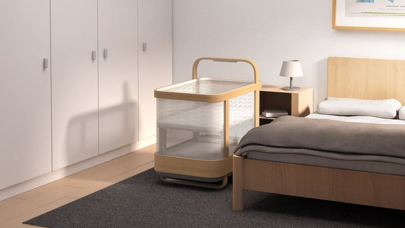 Multifunctional Connected Baby Beds
