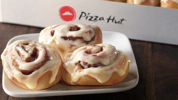 Exclusive Cinnamon Roll Desserts