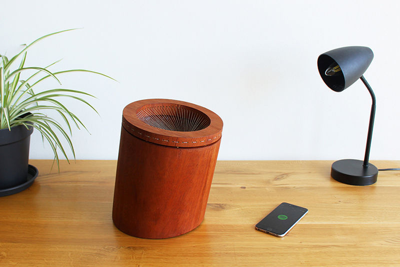 Repairable Wooden Technology Products