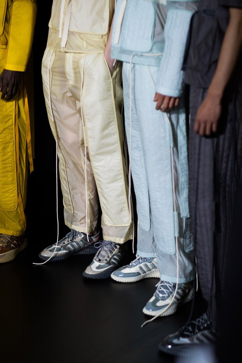 Extravagant Sporty Menswear Designs