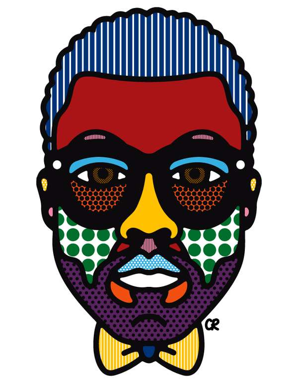 Vibrant Pop Art Portraits