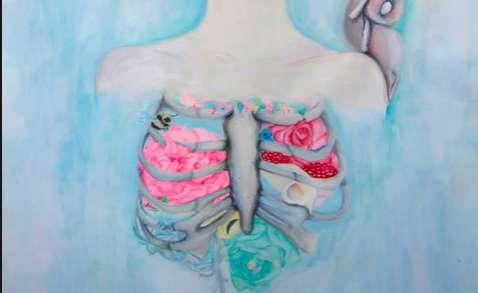 Girly Grotesque Art