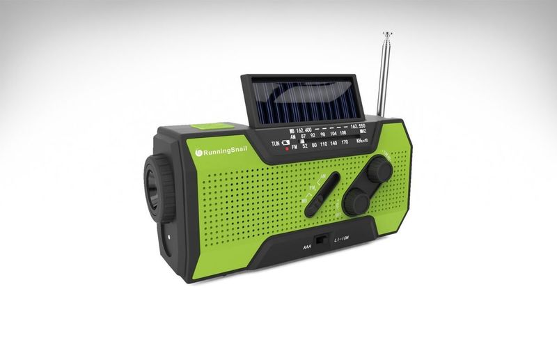 Emergency Survivalist Radios