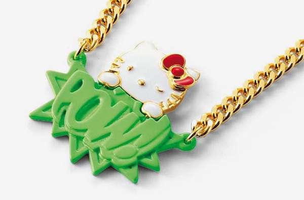 Onomatopoeia Jewelry