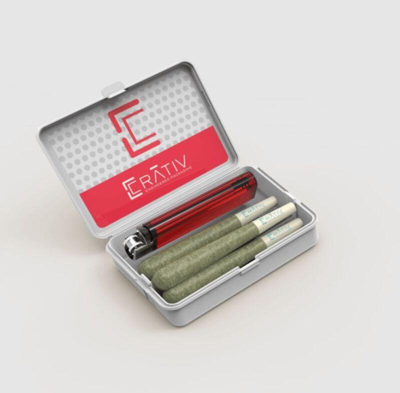 Custom Cannabis Packaging