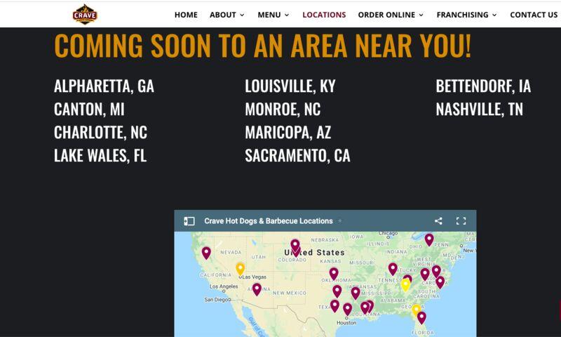 Californian BBQ Restaurant Expansions