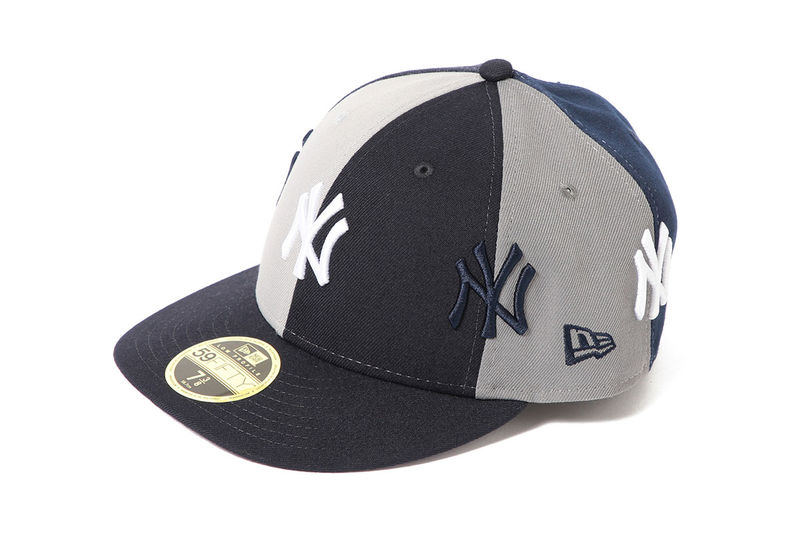 Repetitive Paneling Sports Caps