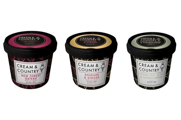 British Flavor Ice Creams