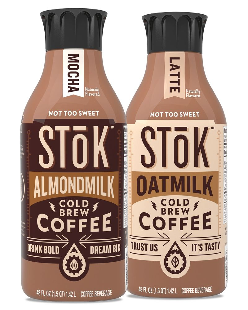 Dairy-Free Creamed Coffees