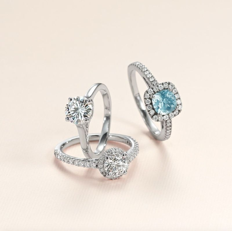 Customizable Cultured Rings