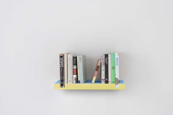 Stackable Minimalist Bookshelves