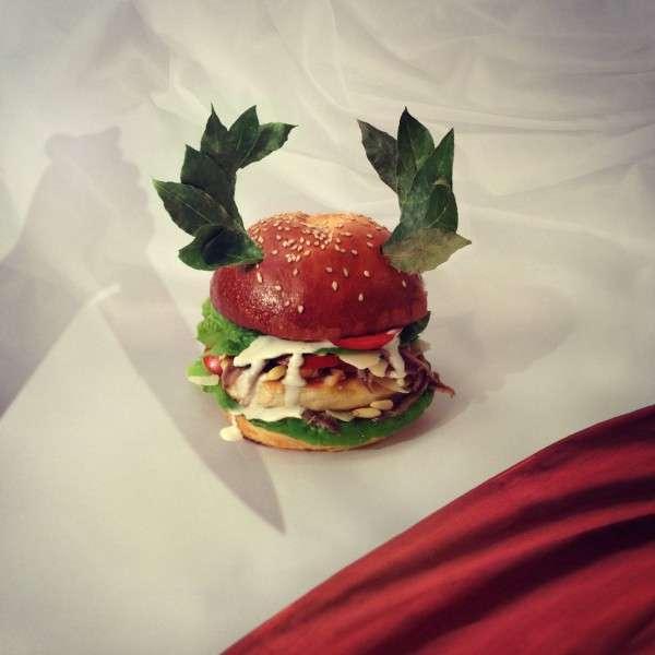 Artistic Hamburger Photoshoots (UPDATE)