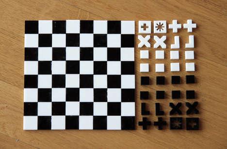 78 Creative Chess Sets