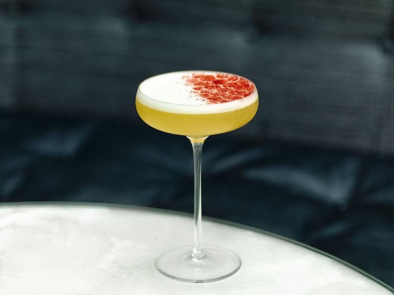 Perception-Challenging Cocktail Menus