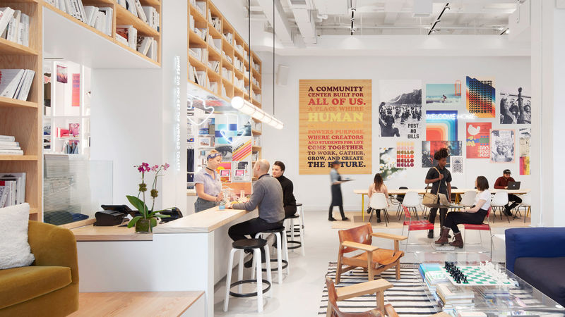 30 Creative Co-Working Spaces