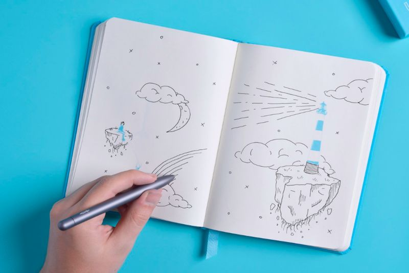 Unusual Unfinished Notebooks