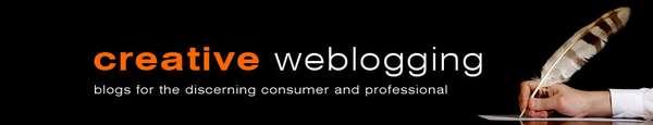 Creative Weblogging