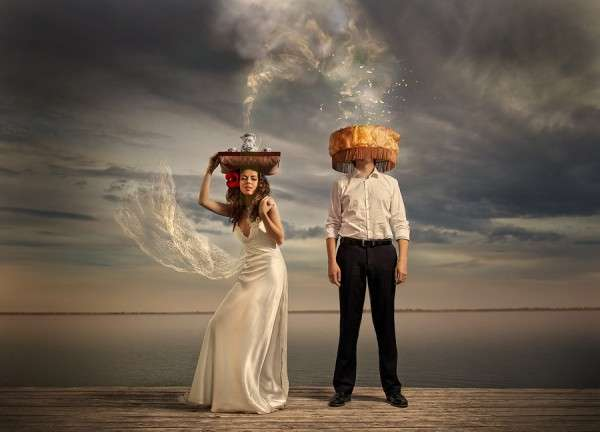 Surreal Nuptial Captures