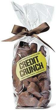 Credit Crunch Chocolate