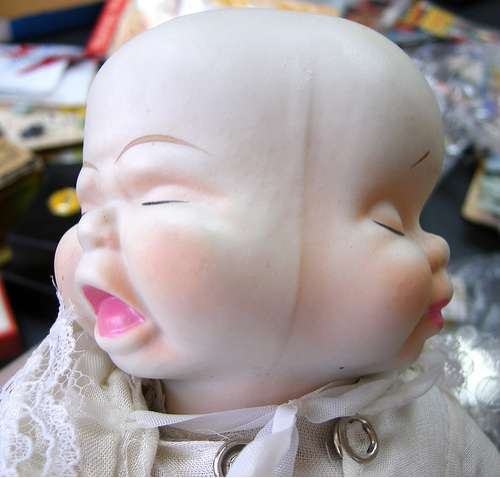 3-Faced Dolls: These Terrifying Toys Will Not Be Destroyed