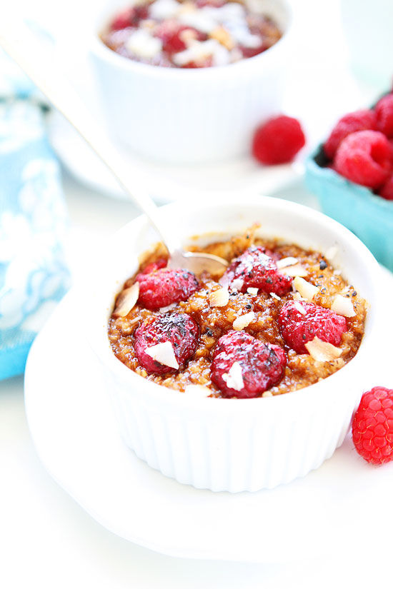 Creme Brulee Oatmeal Recipes