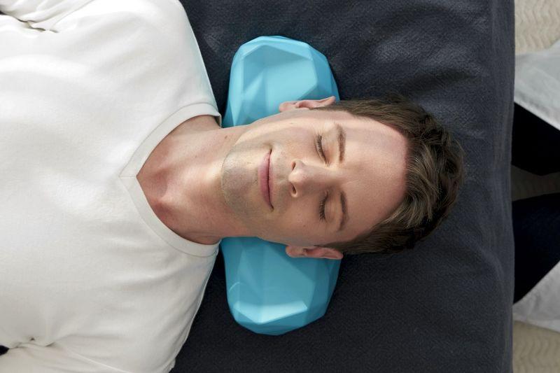 Contoured Neck Relief Pillows