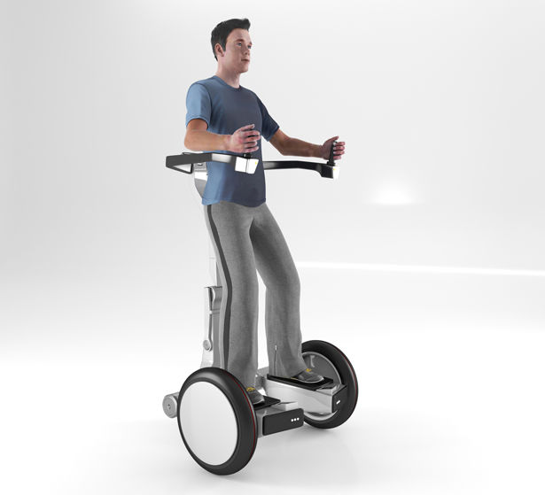 Stand-Up Personal Transportation Aids