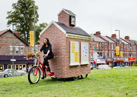 Pedal-Powered Meeting Spaces