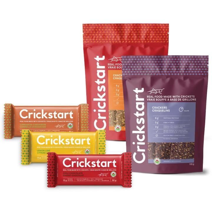 Canadian Cricket Snacks