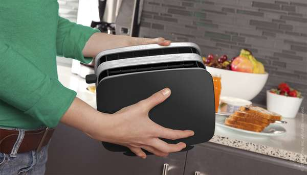 Accordion-Inspired Kitchen Appliances
