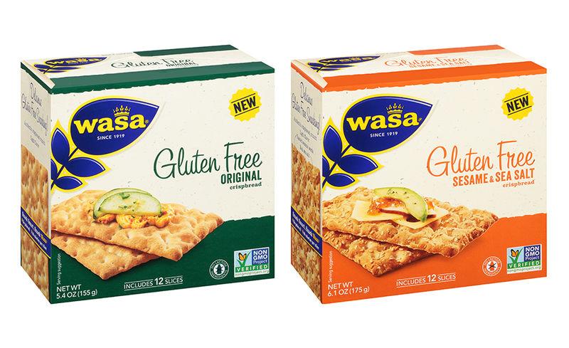 Allergen-Free Snack Crackers