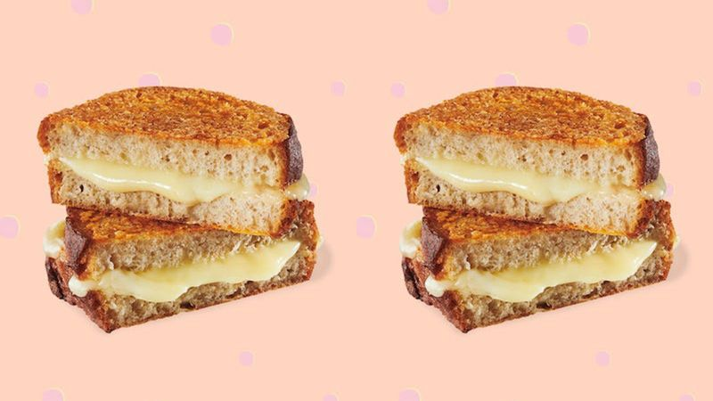 Cafe Chain Grilled Cheeses