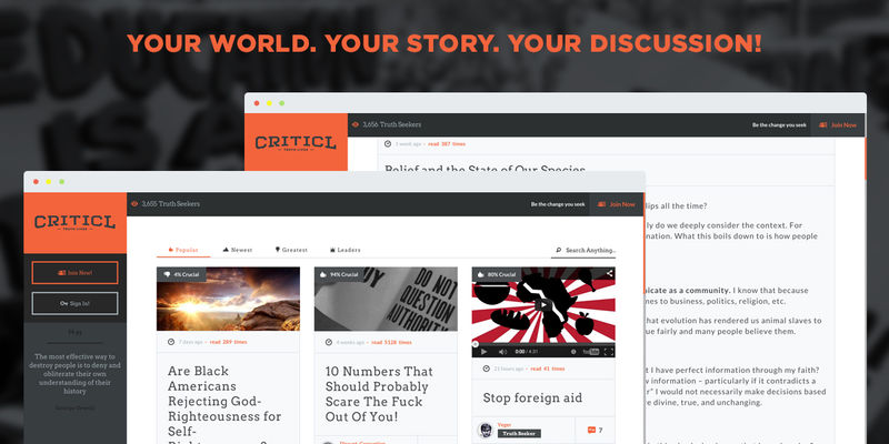 Custom News Creation Tools