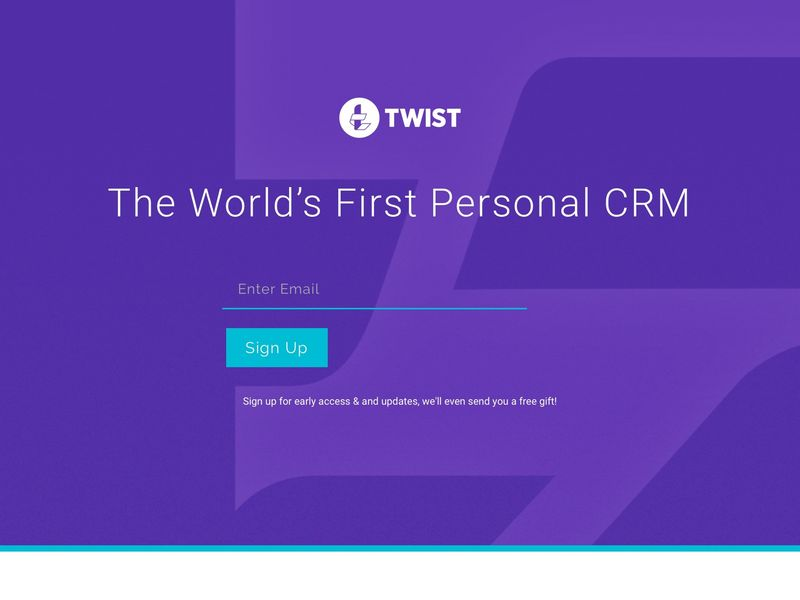 Personal CRM Platforms