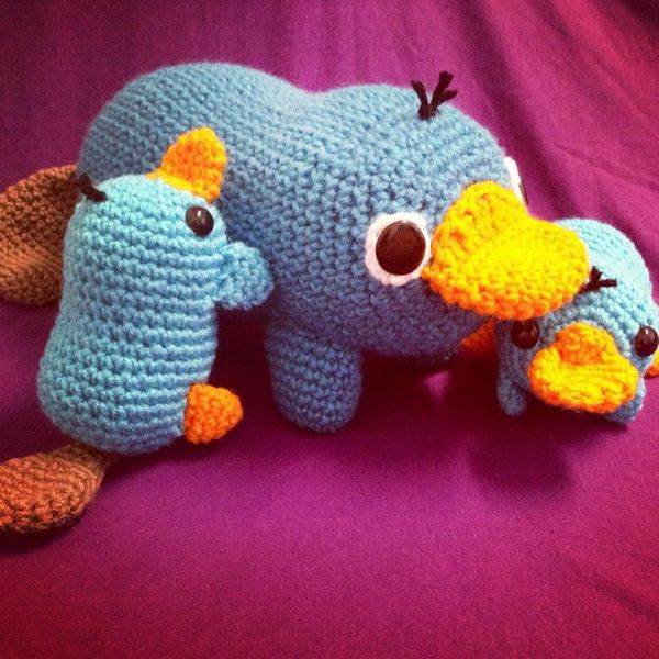 Cuddly Handmade Monsters