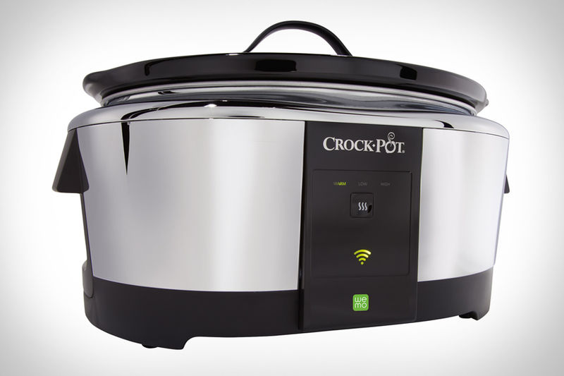 App-Connected Cookers