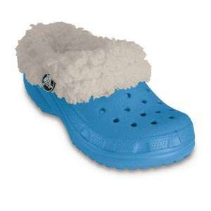 Furry Crocs