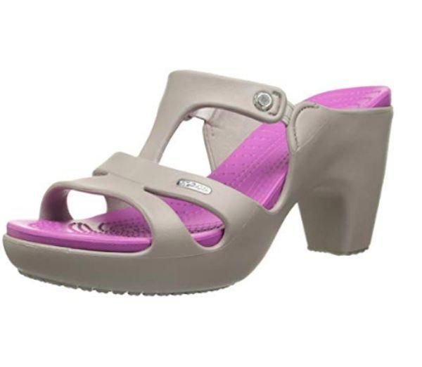 Casual Comfort Heels