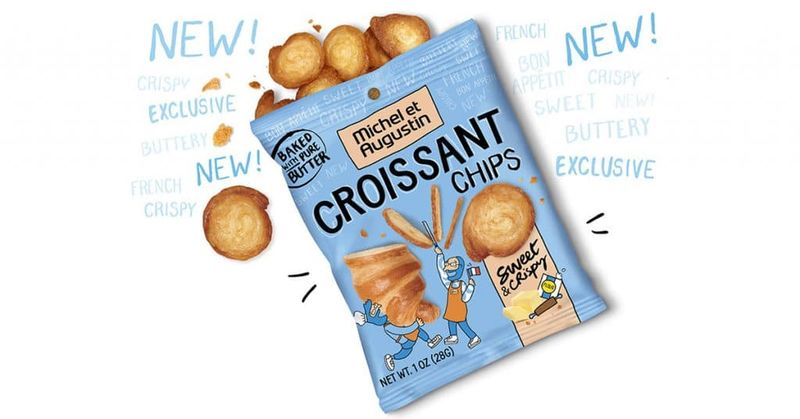 Buttery Croissant Chips