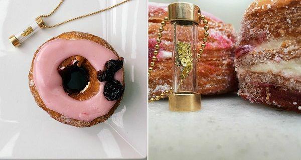 Cronut Capsule Jewelry