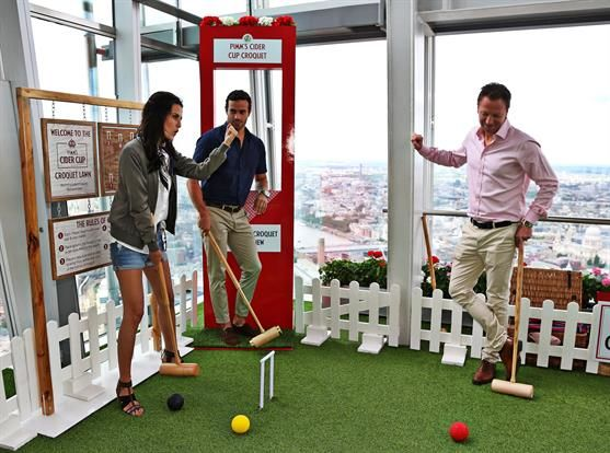 Branded Croquet Events