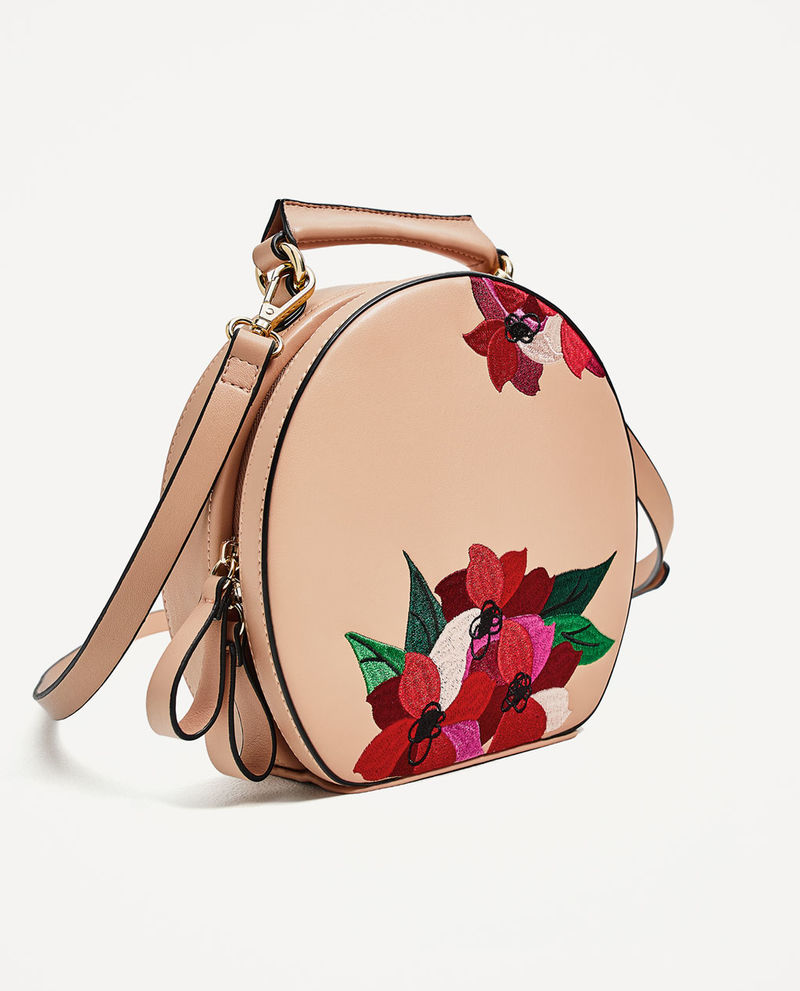Floral Crossbody Bags