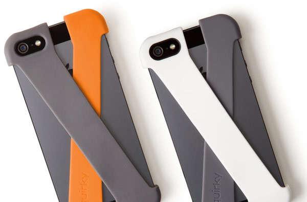 Functional Crisscross Phone Cases