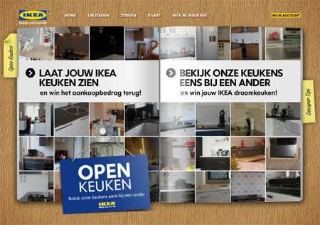 Keuken Ikea Open : Crowd sourced catalogues dutch ikea kitchen catalogues created