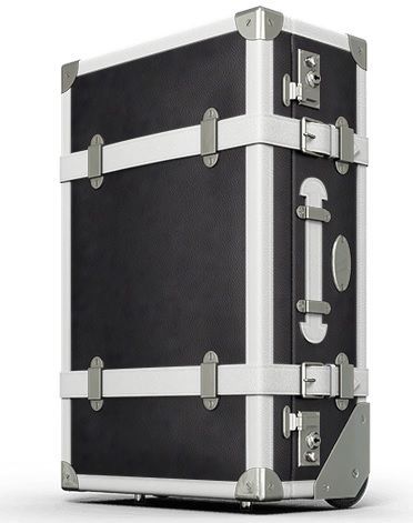 Luxury Crowdfunded Suitcases